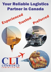 Canworld:Best Sea freight shipping in Canada