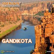Gandikota | Adventures Campsite | Tour Package