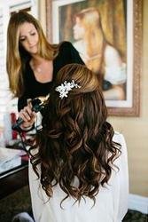Pick Ace Bridal Hair stylist and Makeup Services
