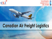 Canadian Freight Logistics Companies