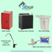 Buy Best Drinking Water Fountain At IDWF