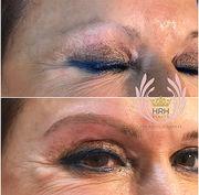 Feather Eyebrow Tattoo Toronto