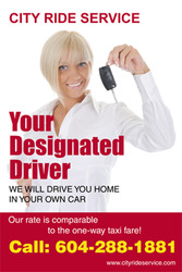 Designated Driver BC - City Ride Service