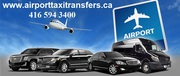 Airport taxi in Toronto - Pearson - limo - Niagara fall tour