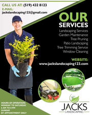 Landscaping Services London | Jacks Landscaping