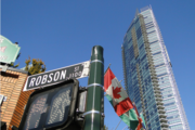 Hotels on Robson Street
