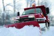 Residential snow plowing Ladner