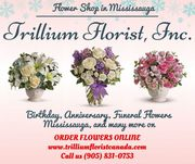 Best Florist in Mississauga - Trillium Florist,  Inc.