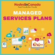 Get Affordable Managed Services Plans by Hosted in Canada