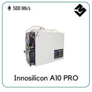 Innosilicon A10 Pro 500MH/S Ethash Miner