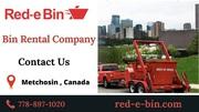Bin Rental Company Metchosin | Red E Bin