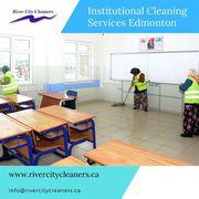 Institutional Cleaning Service Edmonton Canada