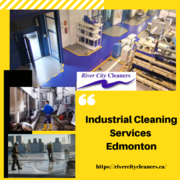Industrial Cleaning Services Edmonton